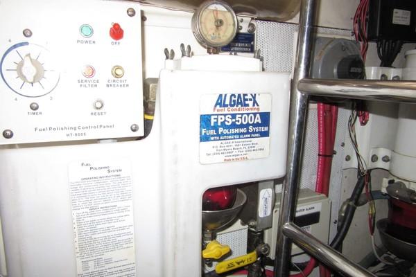 Fuel Polishing System