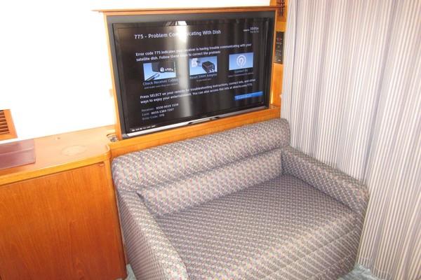 Pop-Up Flat Screen TV