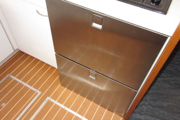 Drawer Refrigerator and Freezer