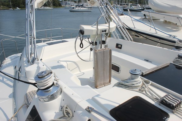 Paranon 42ft Hunter Yacht For Sale