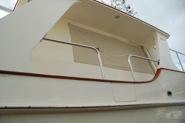 Side Deck Entry Gates