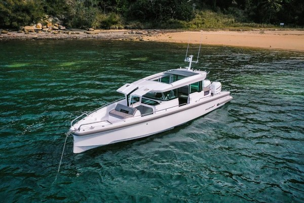 37-ft-Axopar-2021-37 Cross Cabin- Fort Lauderdale Florida United States  yacht for sale