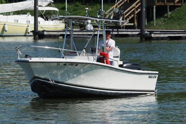 21-ft-Regulator-1997-- Urbanna Virginia United States  yacht for sale
