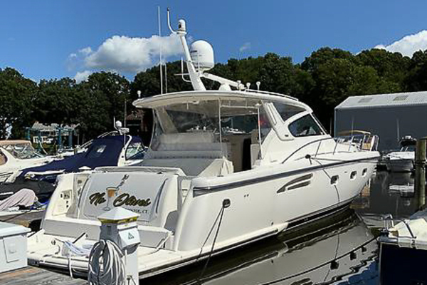 52-ft-Tiara Yachts-2000-5200 Express-No Olives Old Saybrook Connecticut United States  yacht for sale