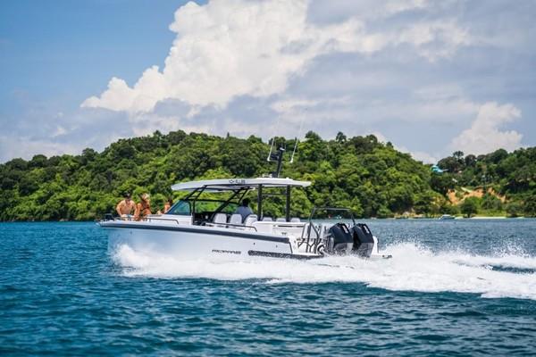37-ft-Axopar-2021-37 Sun Top- Sarasota Florida United States  yacht for sale