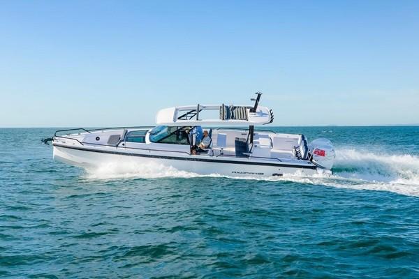 37-ft-Axopar-2022-37 Sun Top- Stuart Florida United States  yacht for sale