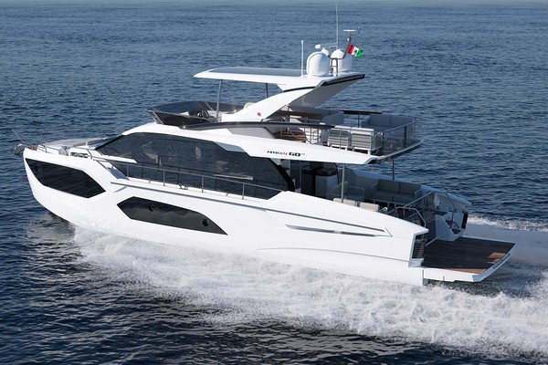 60-ft-Absolute-2022-60 FLY- Fort Lauderdale  Florida United States  yacht for sale