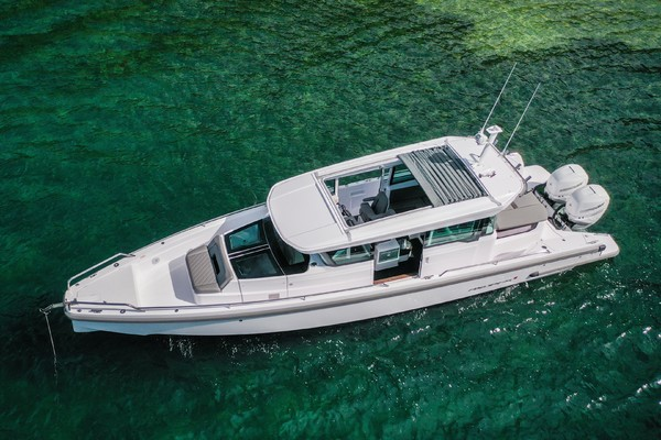 37-ft-Axopar-2022-37 XC CROSS CABIN- Stuart Florida United States  yacht for sale
