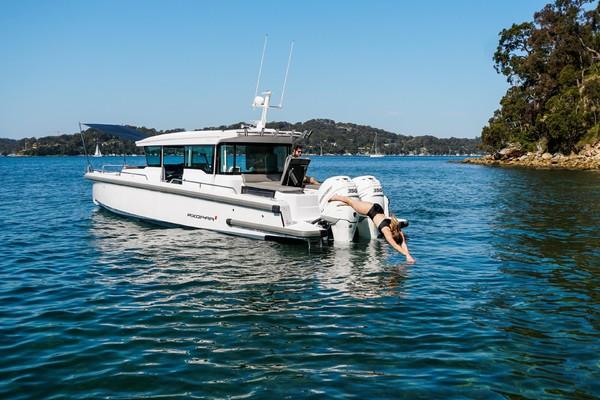 37-ft-Axopar-2022-37 XC CROSS CABIN- Sarasota Florida United States  yacht for sale