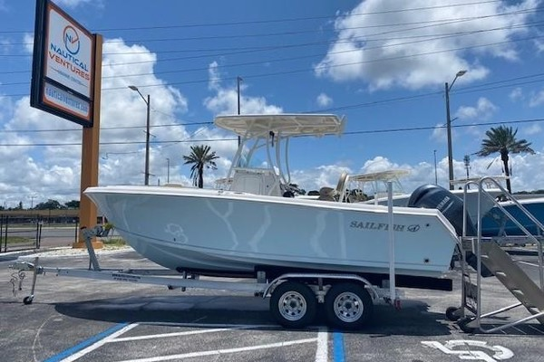 22-ft-Sailfish-2021-220 CC- Tampa Bay Florida United States  yacht for sale