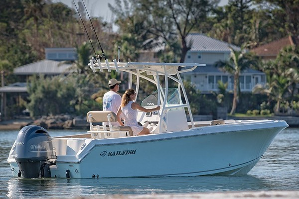 22-ft-Sailfish-2022-220 CC- Fort Lauderdale Florida United States  yacht for sale