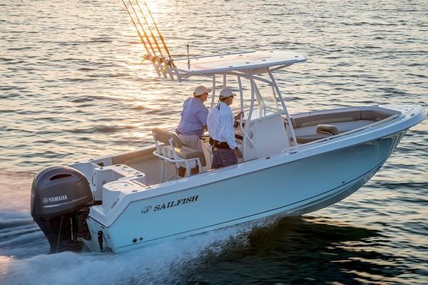 22-ft-Sailfish-2022-220 CC- Tampa Bay Florida United States  yacht for sale