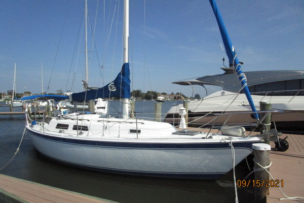 31-ft-CAL-1980-31-Whisper St. Michaels Maryland United States  yacht for sale