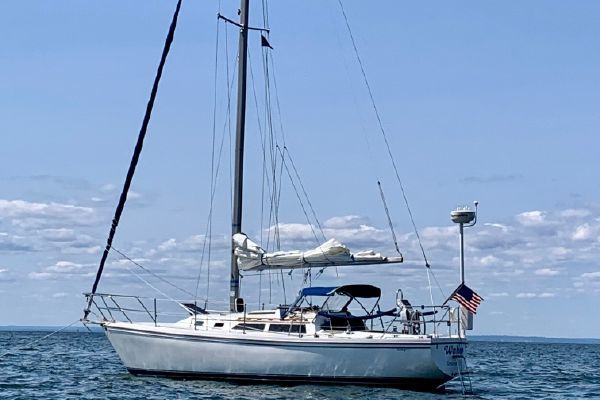 30-ft-Catalina-1988-30-Wahoo Westbrook Connecticut United States  yacht for sale