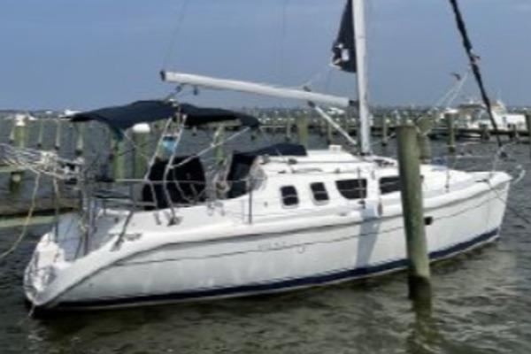 32-ft-Hunter-2001-Sloop-Blue Heron Cambridge Maryland United States  yacht for sale