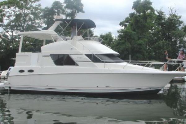 39-ft-Silverton-1997-372 Motor Yacht-Sea Ya Stamford Virginia United States  yacht for sale