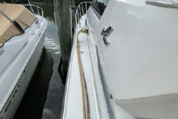 Bay Dancer 34ft Sea Ray Yacht For Sale
