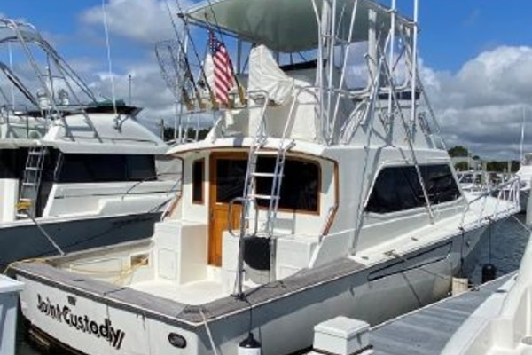 Joint Custody 40ft Pace Yacht For Sale