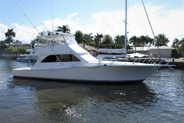55-ft-Viking-2001-55 Convertible-EQUITY VIII Ft. Lauderdale Florida United States  yacht for sale