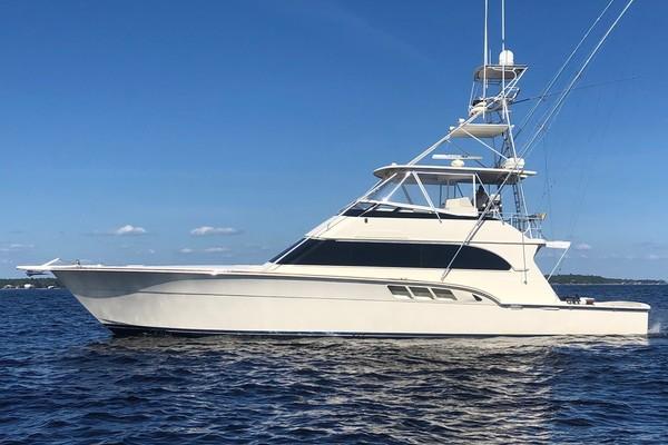65-ft-Donzi-1991-65 Tournament Fisherman-Sea Cat Orange Beach Alabama United States  yacht for sale