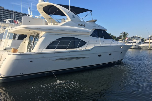 54-ft-Meridian-2003-540 Pilothouse-Katie J City*  New Jersey United States  yacht for sale