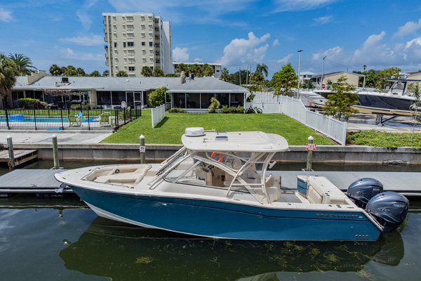 33-ft-Grady-White-2019-Freedom 335-Lana Del Rey Tampa Florida United States  yacht for sale