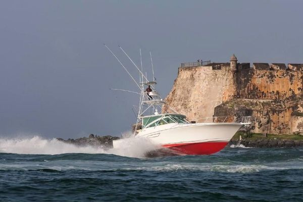 45-ft-Cabo-2003-45 Express- Fajardo  Puerto Rico  yacht for sale