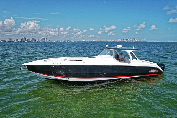 42-ft-Cigarette-2014-Huntress- Coral Gables  Florida United States  yacht for sale