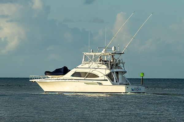 51-ft-Bertram-2002-510 Convertible- Key West Florida United States  yacht for sale