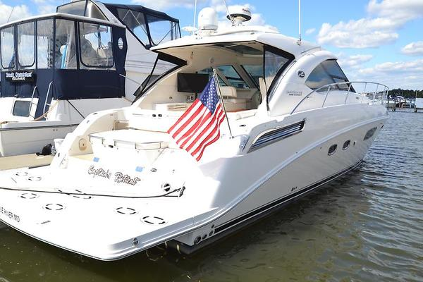 47-ft-Sea Ray-2010-47-Captain's Retreat  Maryland United States  yacht for sale