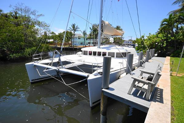 50-ft-Lagoon-2008--  Florida United States  yacht for sale