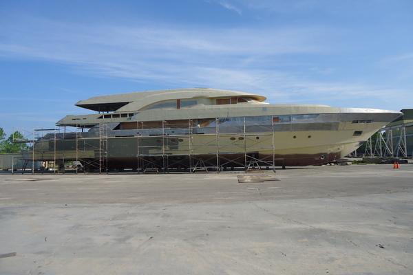 167' Trinity Yachts 2007