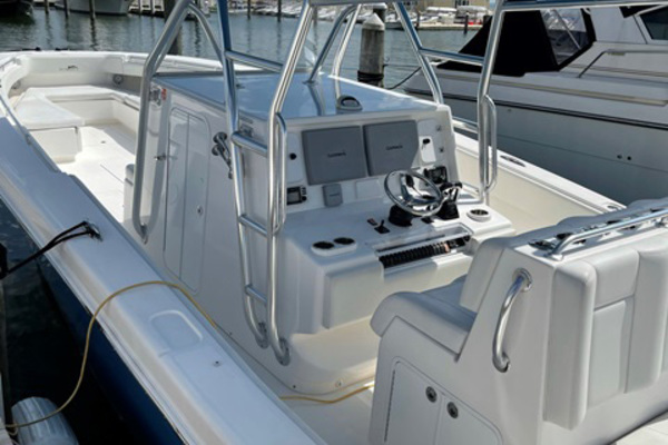 42-ft-Invincible-2013-42 Open Fisherman-  Michigan United States  yacht for sale