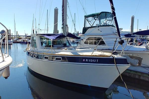 Stella Maris 33ft Morgan Yacht For Sale
