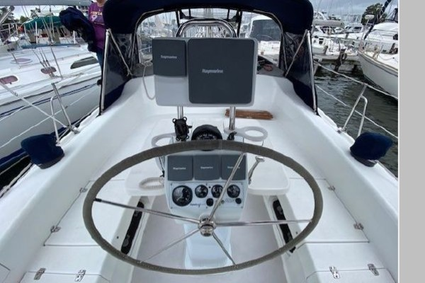 Sea Renity Now 38ft Catalina Yacht For Sale