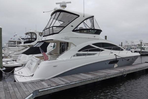 45-ft-Sea Ray-2012-Sedan Bridge-Sea Raye Monmouth Beach New Jersey United States  yacht for sale