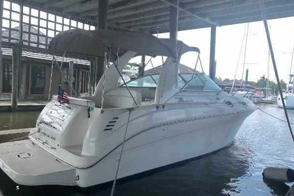 26-ft-Sea Ray-2003--Boathouse  Texas United States  yacht for sale