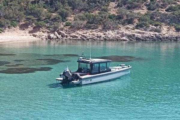 28-ft-Axopar-2019--2019 Axopar Mykonos  Greece  yacht for sale