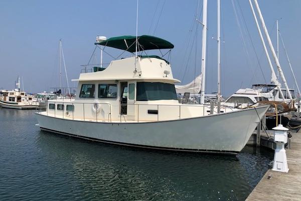 """44-ft-Thompson-1977-""""44"""" -Mi Escape Cheboygan Michigan United States  yacht for sale"""