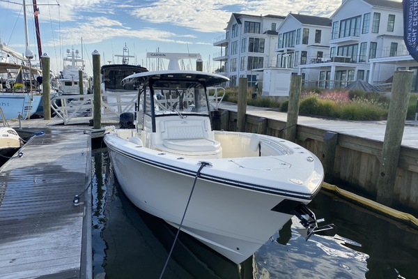 35-ft-Cobia-2020-350-Big Ting Annapolis Maryland United States  yacht for sale