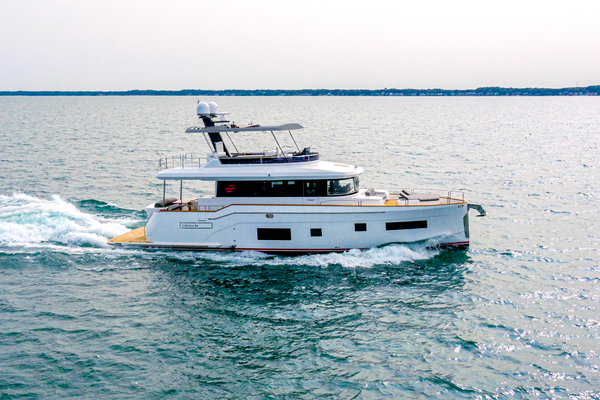 58-ft-Sirena-2022-58-NEW 2022 SIRENA 58 Yarmouth Maine United States  yacht for sale