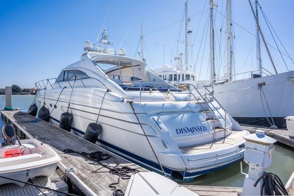 65-ft-Princess-2003-V65-Dismissed Alameda California United States  yacht for sale