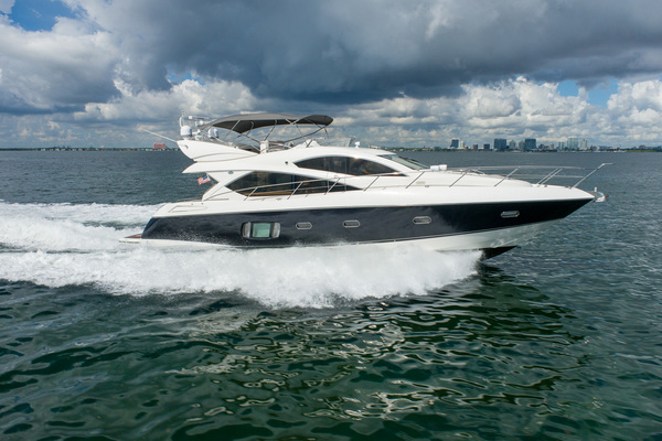 60-ft-Sunseeker-2009--Running on Empty Fort Lauderdale Florida United States  yacht for sale