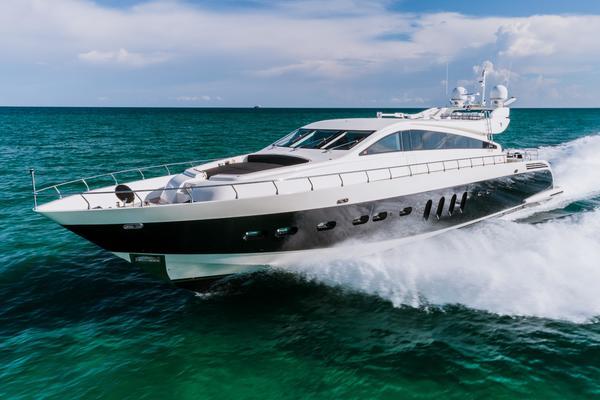 100-ft-Arno Leopard-2007-100-Cassinella Miami Beach Florida United States  yacht for sale
