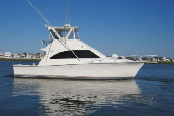 40-ft-Ocean Yachts-1999-Super Sport-Top Shelf Ocean City Maryland United States  yacht for sale