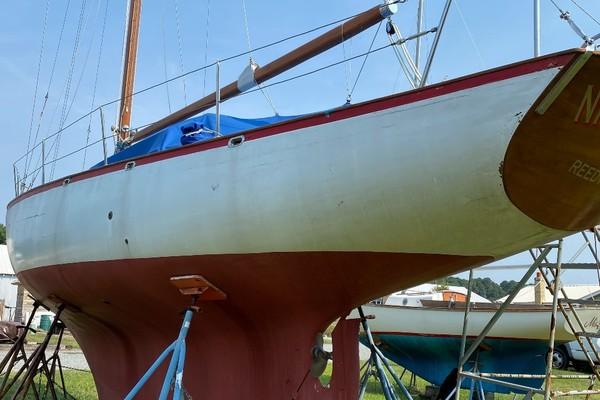 32-ft-Custom-1965-Danish Sloop-Nirvana III Reedville Virginia United States  yacht for sale