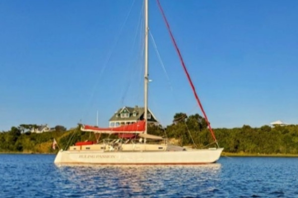 45-ft-Custom-1991-Marples and Brown Day Charter-RULING PASSION Portsmouth Rhode Island United States  yacht for sale
