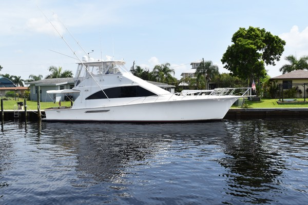 56-ft-Ocean Yachts-2002-Ocean-Jackpot Port Charlotte Florida United States  yacht for sale