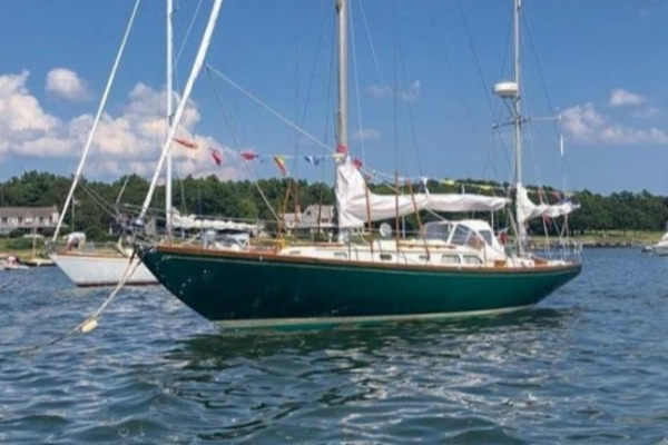 40-ft-Hinckley-1971--SINEAD Marion Massachusetts United States  yacht for sale