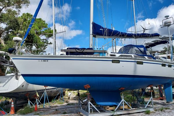 37-ft-Hunter-1994-Legend 37.5-All In Kings Bay Georgia United States  yacht for sale